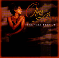 Adams, Oleta: Very Best Of Oleta Adams