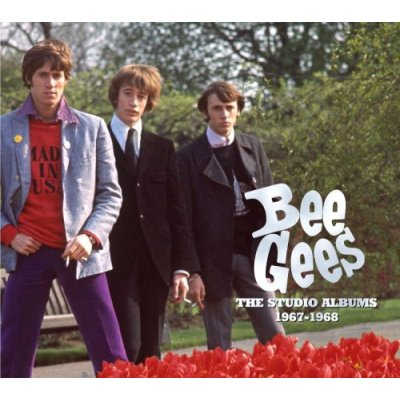 Bee Gees The: Studio Albums 67-68