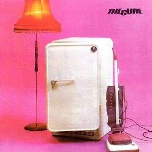 Cure: Three Imaginary Boys