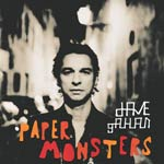 Gahan, Dave: Paper Monsters