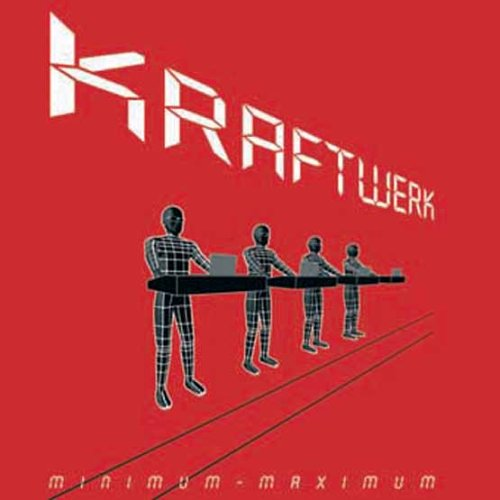 Kraftwerk: Notebook ( 2CD+2DVD )