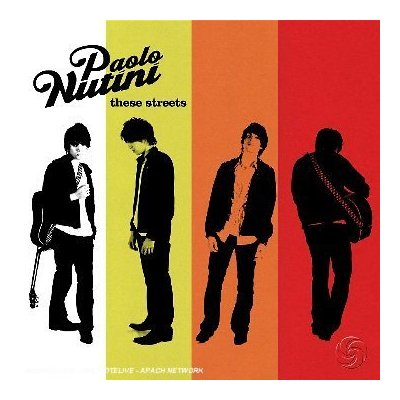 Nutini, Paolo: These Streets