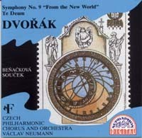 "Symphony No 9 - ""From the New World"", Othello"