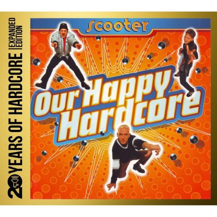SCOOTER:  OUR HAPPY HARDCORE