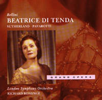 Bellini, Vincenzo - Beatrice Di Tenda